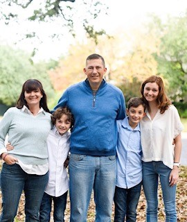 sean crowley and family