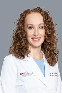 Dr. Bridget O'Brien